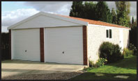 Garage refurbishments
