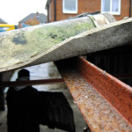 Old roofing sheets that need replcaing