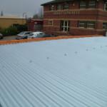 Lidget Compton flat roofing