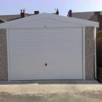 Apex Single Garage Roller Door