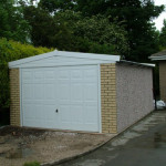 Apex Single Garage