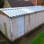 Completed garage revamp