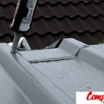 Mastic is applied to the ridge and every roof bolts is silicon sealed. Our product is guaranteed not to