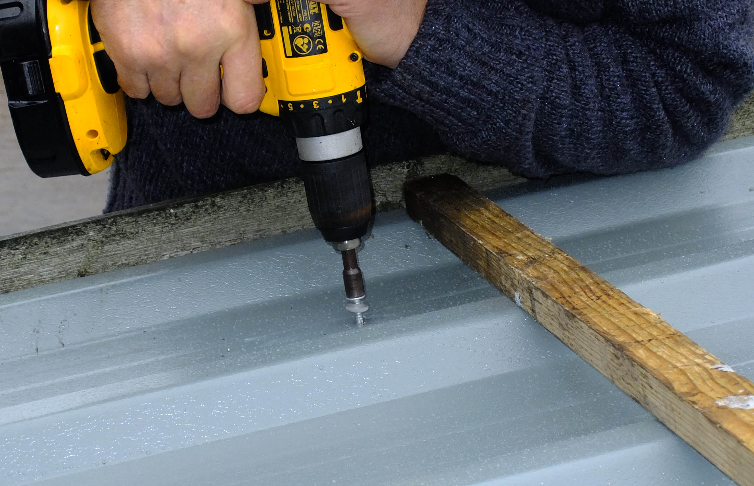 How To Replace A Compton Apex Roof Compton Spares