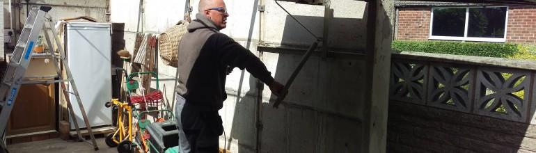 Installation Instructions Compton Garage