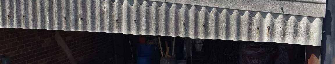Case studies – carport roof, Derby – garage roof, Herefordshire