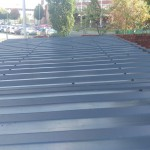 anthracite coloured roofing