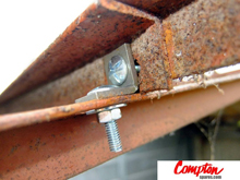 Compton garage roofing